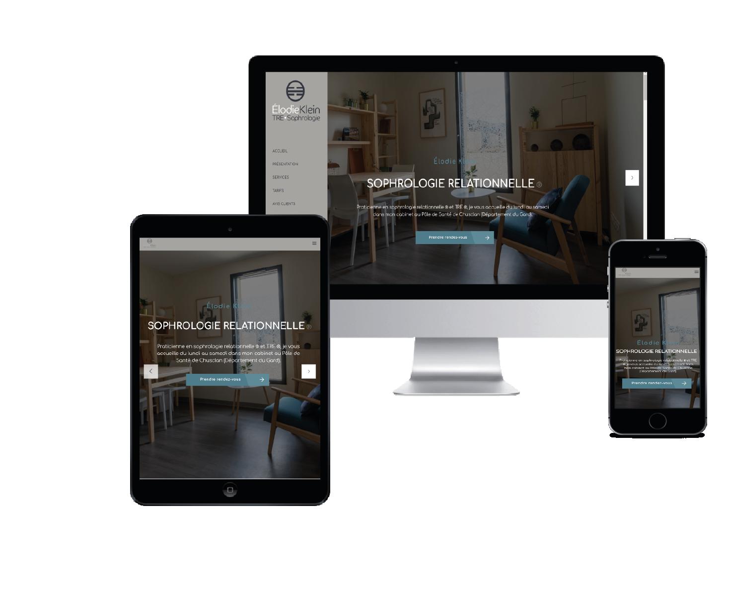 Performance Précision - Site web