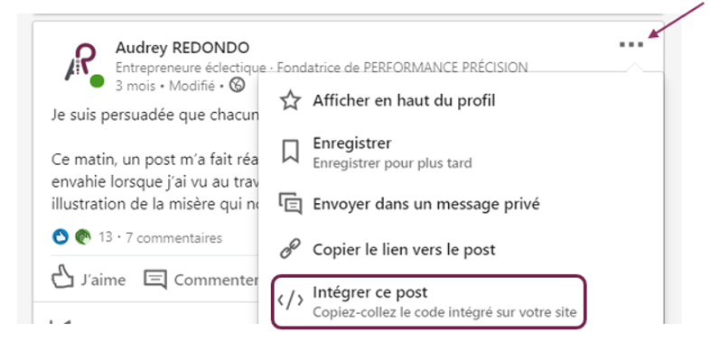 Performance Précision - Administrer un blog WordPress